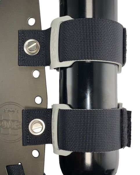 Mounting Straps Set (att. to backplate),for cyl. /w 90mm diameter or less