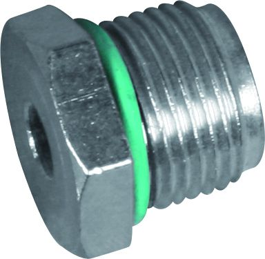 Packing nut with O-Ring