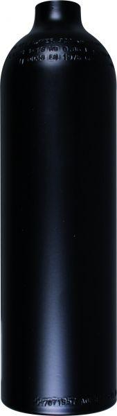 Aluminum Cylinder 0,85 Liter, 200 Bar, 81 Diameter, M18/1,5