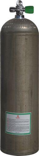 Single AL Cyl. 80cf dirtyBea (11,1L)207bDiv.Breath.Gas RIGHT exp v.+BP EU Nitrox