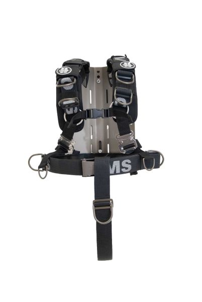 Comfort Harness System III with Stainless Steel Backplate