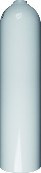 Aluminum Cylinder 7 Liter, 200 Bar, 152 mm Diameter,white