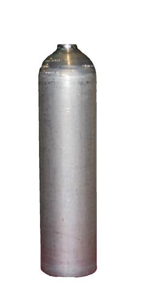 AL Cylinder, 7 litre silver (Dirty Beast)200 bar, 152 mm diameter