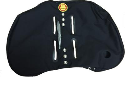 Outer shell for OMS60LBsinglebladder-Black