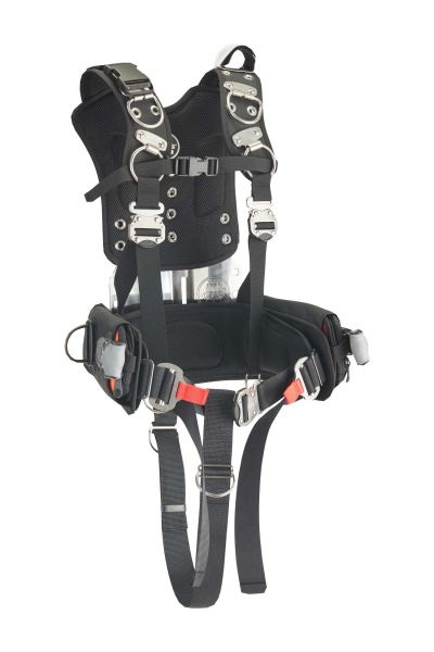 Public Safety Harness complete with Horizontal weight pockets