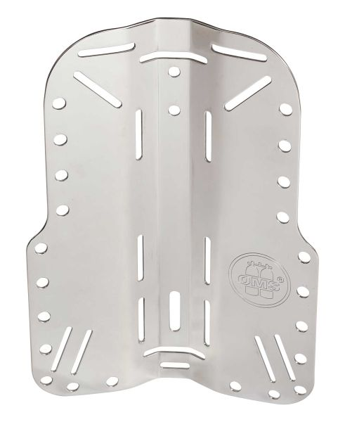 Public Safety Stainless Steel Backplate