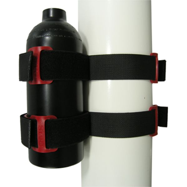 Mounting Straps Set (att. to cylinder)for cyl. /w 115mm diameter or less